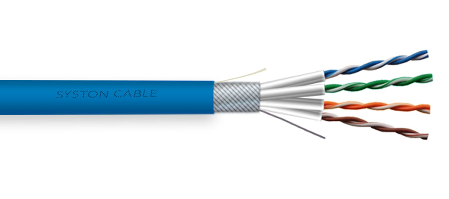 SySPEED® Premium Cat 7A Network Ethernet Cable