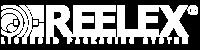 REELEX White Logo - Horizontal